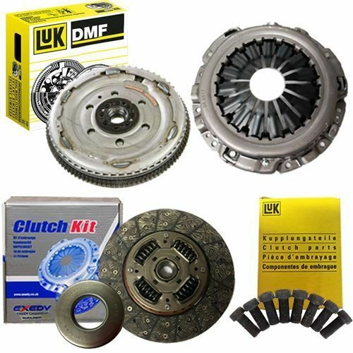 LUK DUAL MASS FLYWHEEL,EXEDY PLATE, BEARING,COVER FOR PATHFINDER SUV 2.5 DCI 4WD