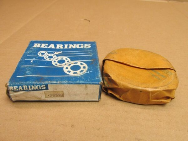 NEW BOWER 25527 CUP/RACE K25527 FOR TAPERED ROLLER BEARING CONE 3.346