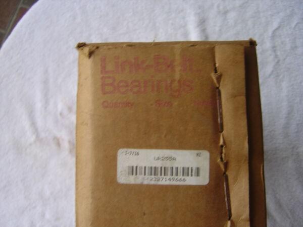 NIB Link-Belt  3 7/16 Bearing    UR255A
