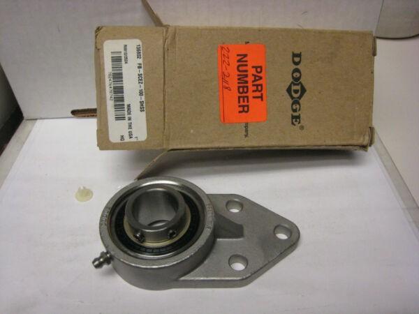 DODGE  136802  3 BOLT FLANGE BEARING 1