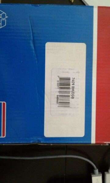 SKF 7409 BM/DGB Bearing (New in Box Comes with 2 Bearings)