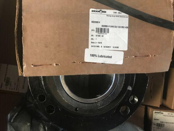 Rexnord BS226814 Flange Bearing 3-15/16