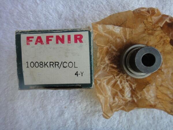 NIB  FAFNIR Bearing    1008KRR + COL