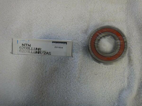 NIB NTN Bearing  6208LLUNR     6208LLUNR/2AS