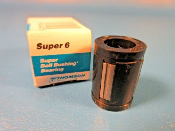 Thomson Industries Super 6, Super Ball Bushing(tm) Bearing