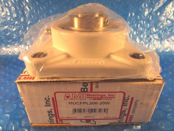 AMI Bearings MUCFPL206-20W 1-1/4