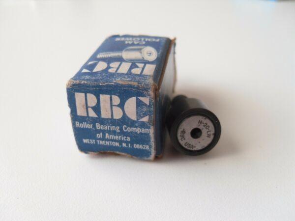 RBC H-20-LW CAM FOLLOWER BEARING H 20 LW 5/8