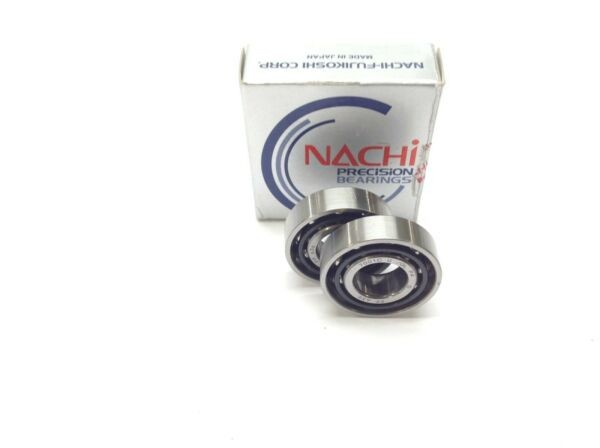 Nachi 35434992 Angular Radial Ball Bearings 7001 CYDU 7001C
