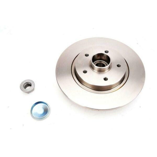 BRAKE DISC WITH BEARING TRW AUTOMOTIVE DF6043BS