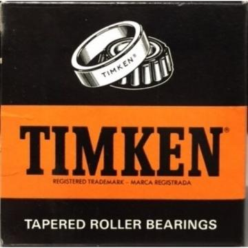 TIMKEN 53177#3 TAPERED ROLLER BEARING, SINGLE CONE, PRECISION TOLERANCE, STRA...