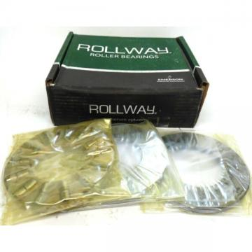 ROLLWAY T-730-205 CYLINDRICAL ROLLER THRUST BEARING T730, EMERSON