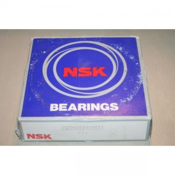 New NSK 23024 CDE4C3 Spherical Bearing 23024CDE4C3