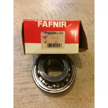 FAFNIR SMN203KS Ball Bearing + collar New Old Stock
