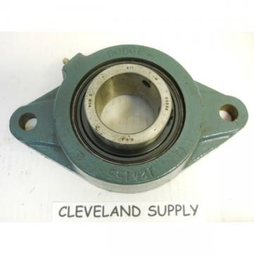 "DODGE F2BSCM211 FLANGE TYPE PILLOW BLOCK BEARING 2"" BORE NEW CONDITION / NO BOX"
