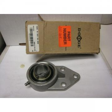 "DODGE  136802  3 BOLT FLANGE BEARING 1"" BORE STAINLESS STEEL, FB-SCEZ-100-SHSS"
