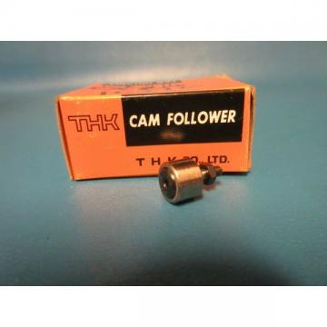 THK CF3UUA Cam Follower, Hexagon Socket on Stud End (Nippon, NB, IKO, Thompson)