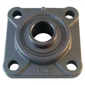 "NTN SUCF207-20 Flange Bearing,4-Bolt,Ball,1-1/4"" Bore"