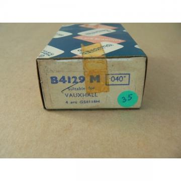 Vauxhall Sherwood/Envoy/Super ROD bearings  1957/60   Bedford CAS/CAL