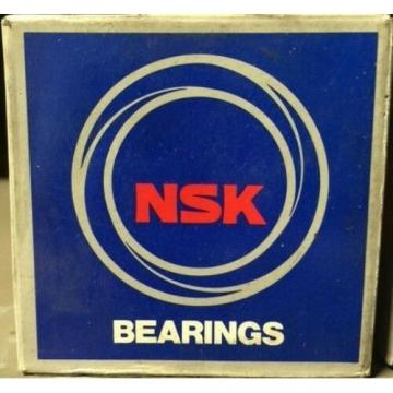 NSK 7207CTYNSULP4 ANGULAR CONTACT PRECISION BEARING PAIR