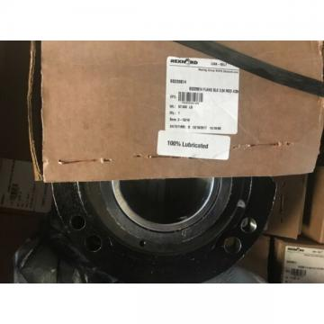 "Rexnord BS226814 Flange Bearing 3-15/16"" Bore 3.94 Mod A384 New Free Shipping"