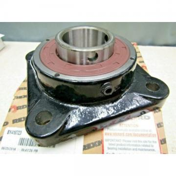 "Rexnord Link Belt Electric Furnace Bearing BY410723 61154 1-3/4"" 4 Bolt Flanged"