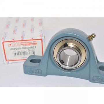NEW AMI Bearings UCP205-16C4HR23 Pillow Block Ball Bearing Unit 1.000 1''