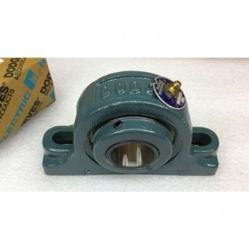 "DODGE P2B-UN2-107 UNI II UNISPHERE PILLOW BLOCK BEARING 1-7/16"" BORE NEW IN BOX"