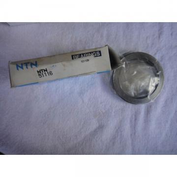 NIB NTN Bearing       51116