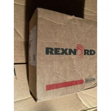 "LINK BELT (Rexnord) Fb22424H Three-Bolt Roller Bearing Unit 1-1/2"" Bore"