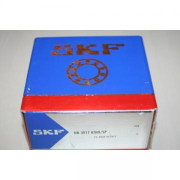 NEW SKF NN3017 KTN9/SP Super Precision Cylindrical Bearing Perfect, UNOPENED