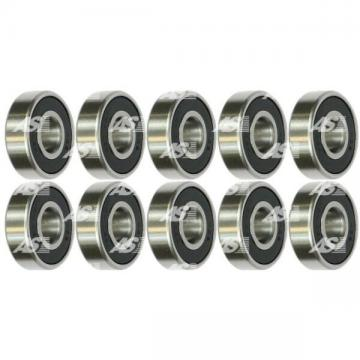 Ball Bearing Roller Bearings Bearing BEX6201 62012RS 12/32X10 1120905002 10er Pack