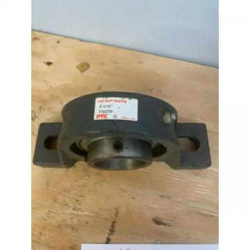 "NEW LINK-BELT BEARING P3-U235H 2-3/16"" Bore 2 Bolt Pillow Block"