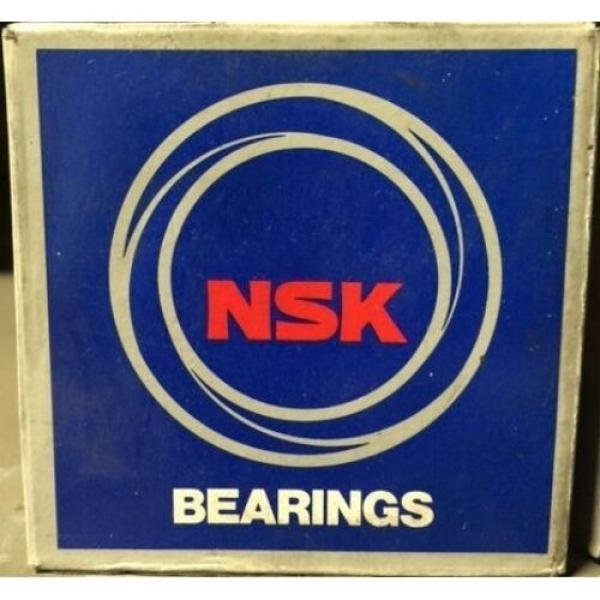 NSK 6026C3 SINGLE ROW BALL BEARING #1 image