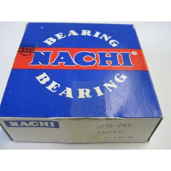 NACHI 5210-2NS BEARING FNS2D #1 image