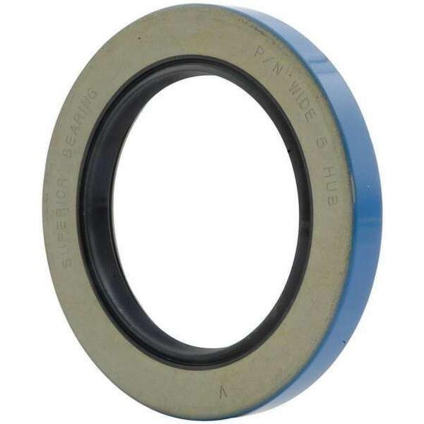 Allstar Performance 72120-10 Hub Bearing Seal/Rear/Steel/Rubber - 10 pc #1 image