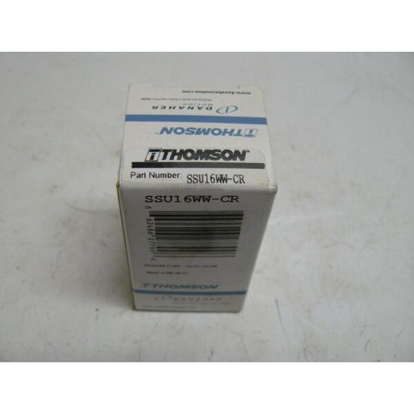 THOMSON SSU16WW-CR SUPER SMART BALL BUSHING BEARING NEW #1 image