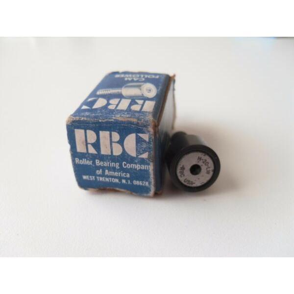 "RBC H-20-LW CAM FOLLOWER BEARING H 20 LW 5/8""  #1 image"