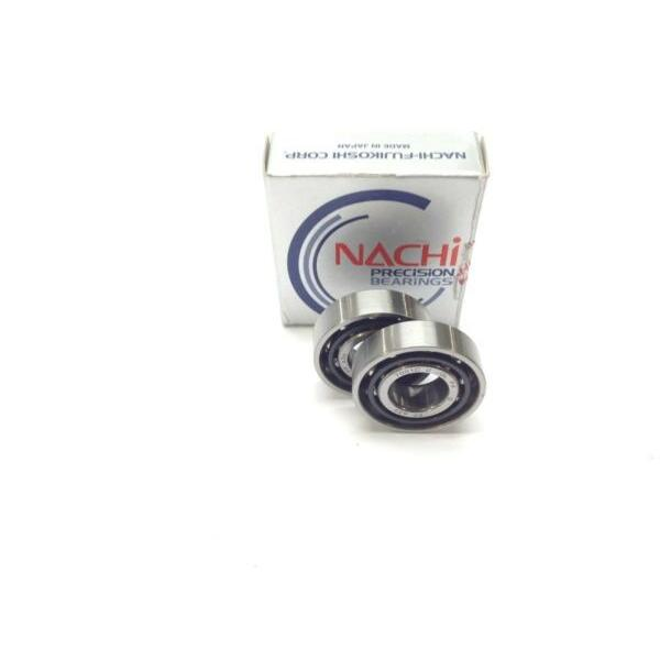 Nachi 35434992 Angular Radial Ball Bearings 7001 CYDU 7001C #1 image