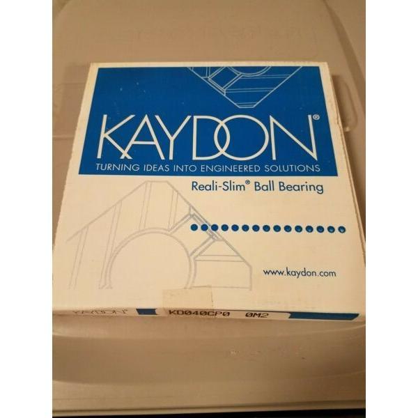 KD040CPO - Kaydon Bearing #1 image
