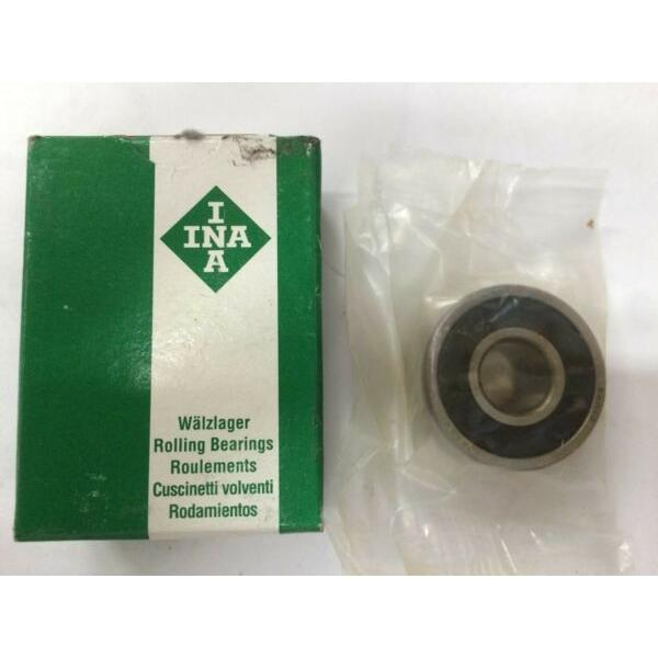 5201-J2RS INA Double Row Sealed Ball Bearing INA 3201-J2rs, 3201-A2RS #1 image